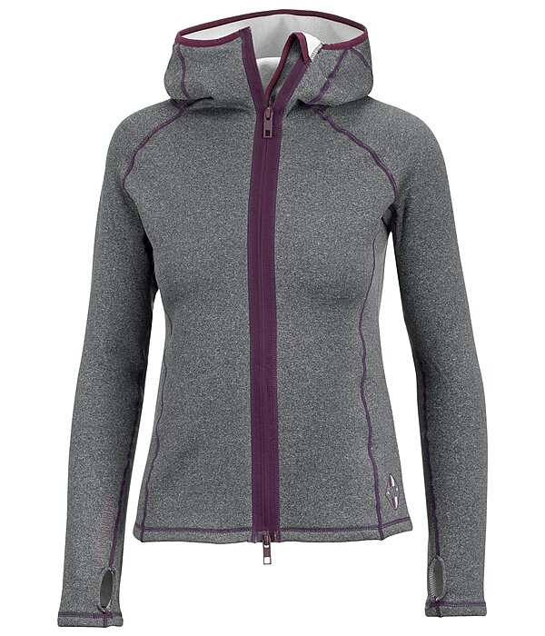 Felix Bühler Performance-Stretch-Kapuzenjacke Laura - 652470-L-S