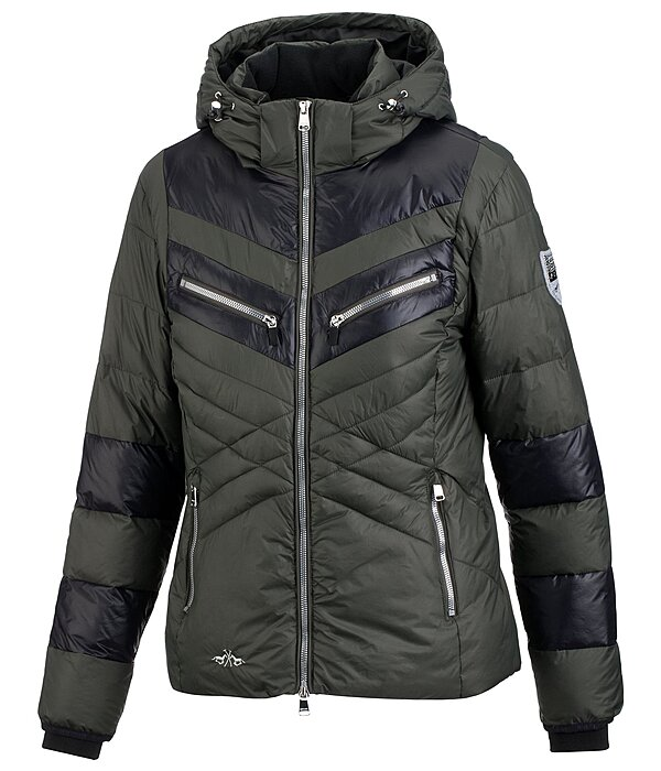 HV POLO Downlook-Kapuzenjacke Riverton - 652820-S-KH