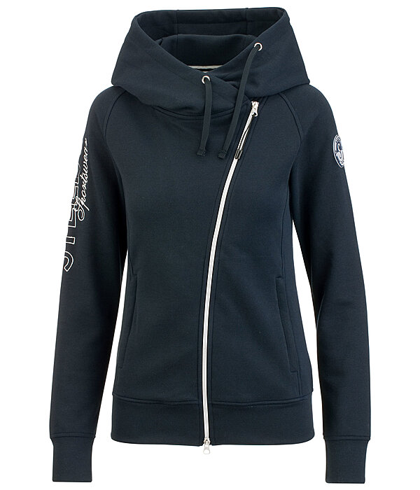 Kapuzen-Sweatjacke Kate