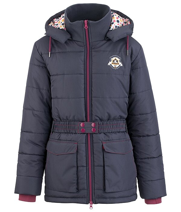 STEEDS Kinder-Winterreitblouson Aline - 680639-176-NS