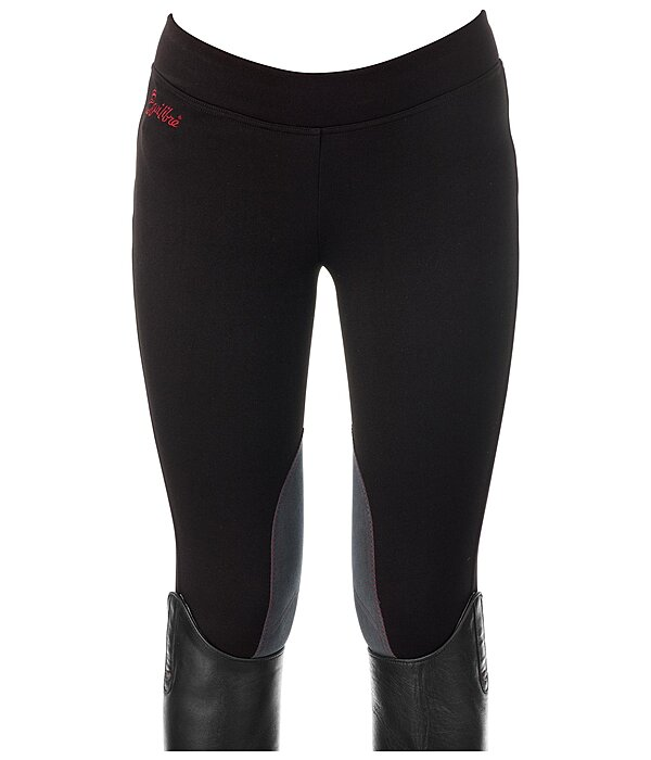 Equilibre Kinder-Thermo-Kniebesatz-Leggings Taylor - 810462-116-S