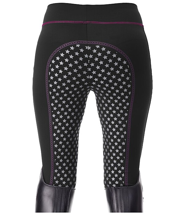 Equilibre Kinder-Grip-Vollbesatz-Legging Bailey - 810465-116-S