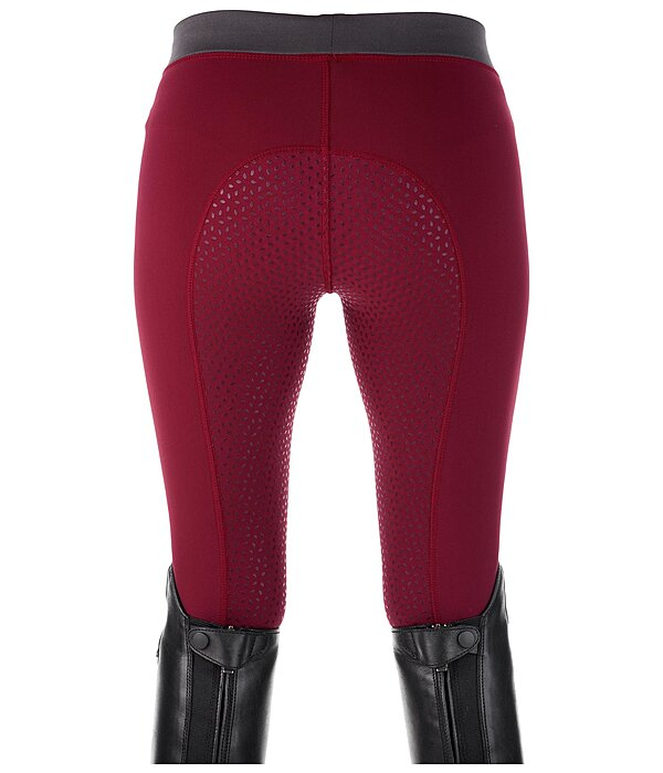 Equilibre Kinder-Grip-Thermo-Vollbesatz-Leggings Antonia - 810472-116-BM