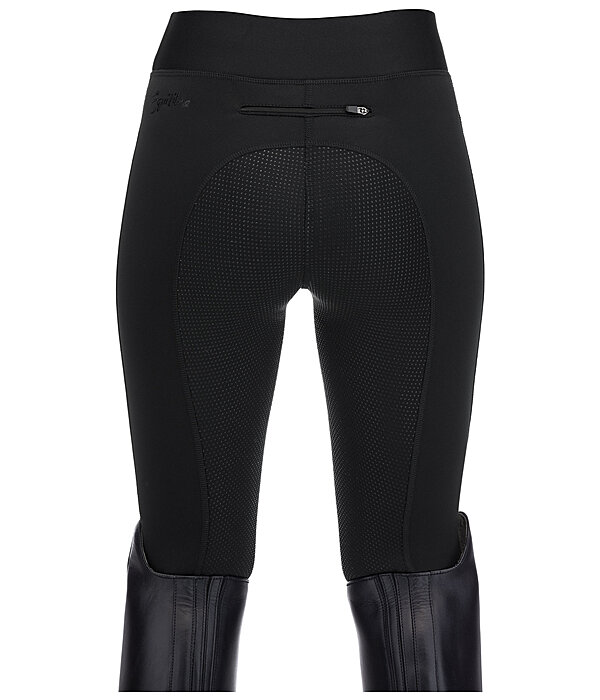 Equilibre Kinder-Grip-Thermo-Vollbesatzreitleggings Elina - 810486-116-S