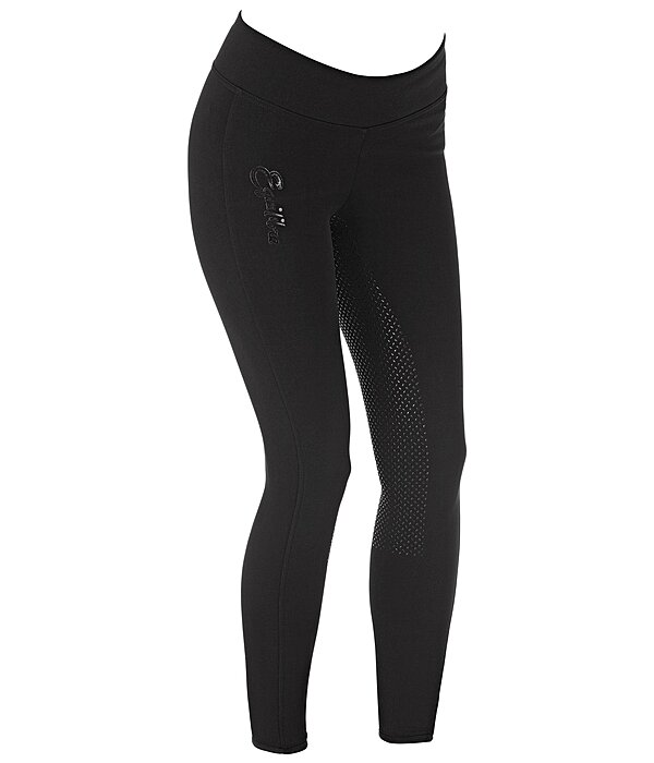 Equilibre Grip-Vollbesatz-Reitleggings Performance-Stretch Juliana - 810544-34-S
