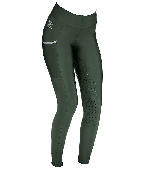 Grip-Vollbesatz-Reitleggings Liliana