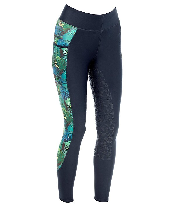 Felix Bühler Grip-Vollbesatz-Reitleggings Tropical - 810553-38-NV