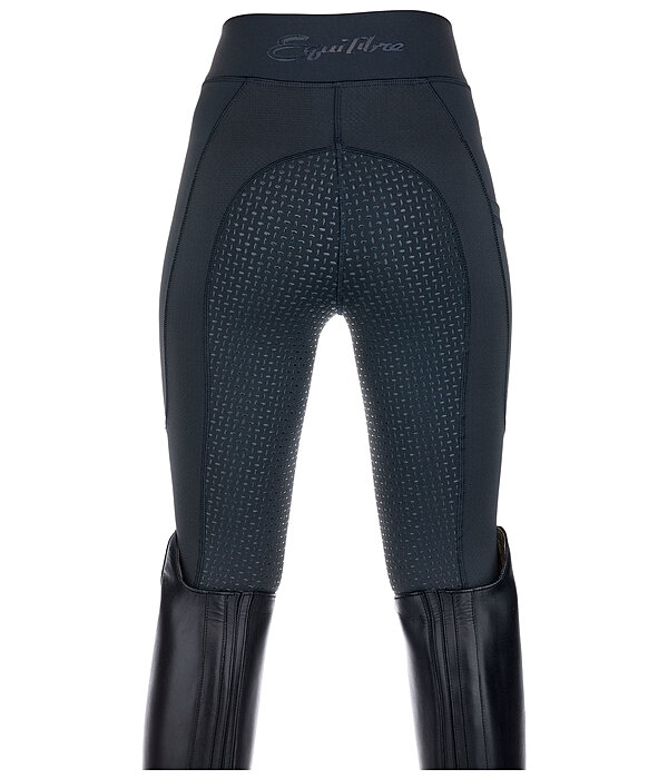 Kinder-Sommer-Grip-Vollbesatzreitleggings Fanny